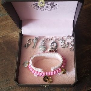 Juicy Couture Bracelet Bundle